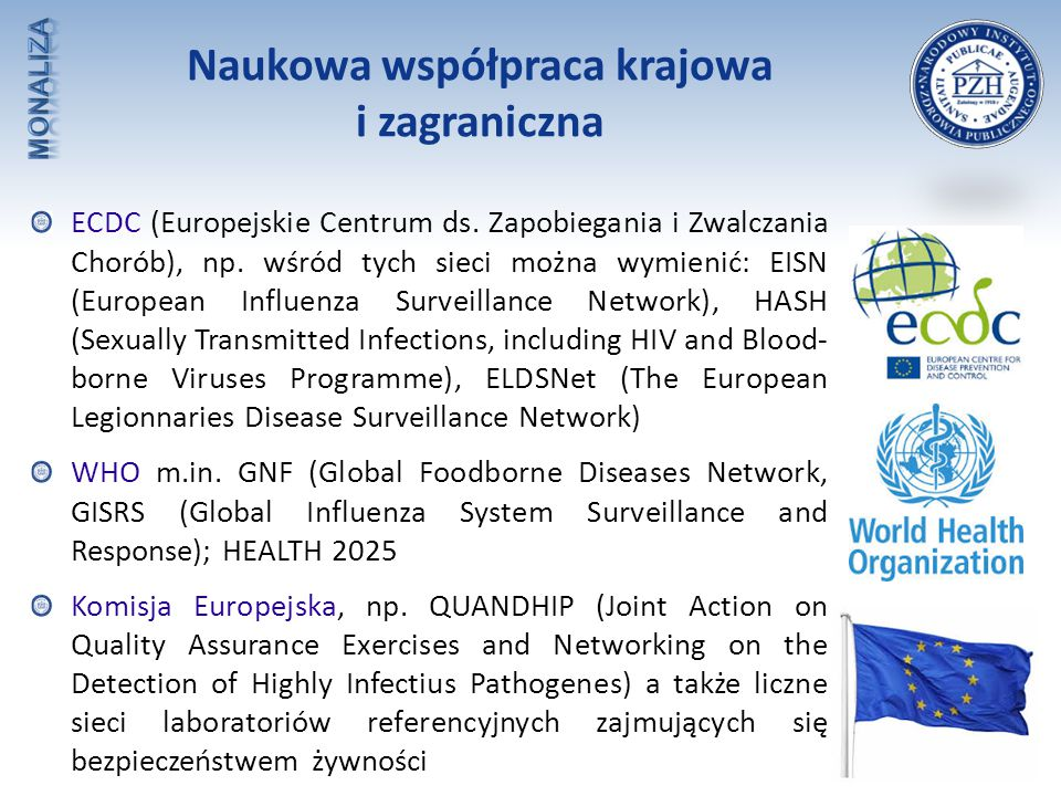 Naukowa współpraca krajowa i zagraniczna