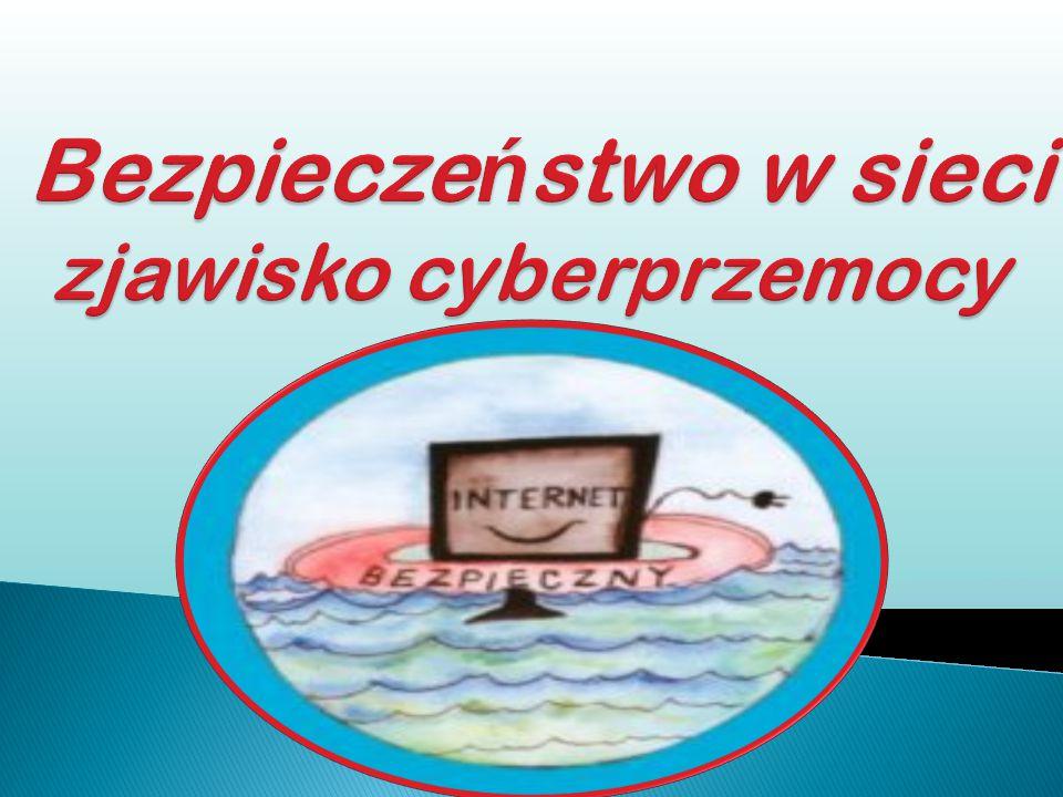 Bezpieczeństwo w sieci zjawisko cyberprzemocy