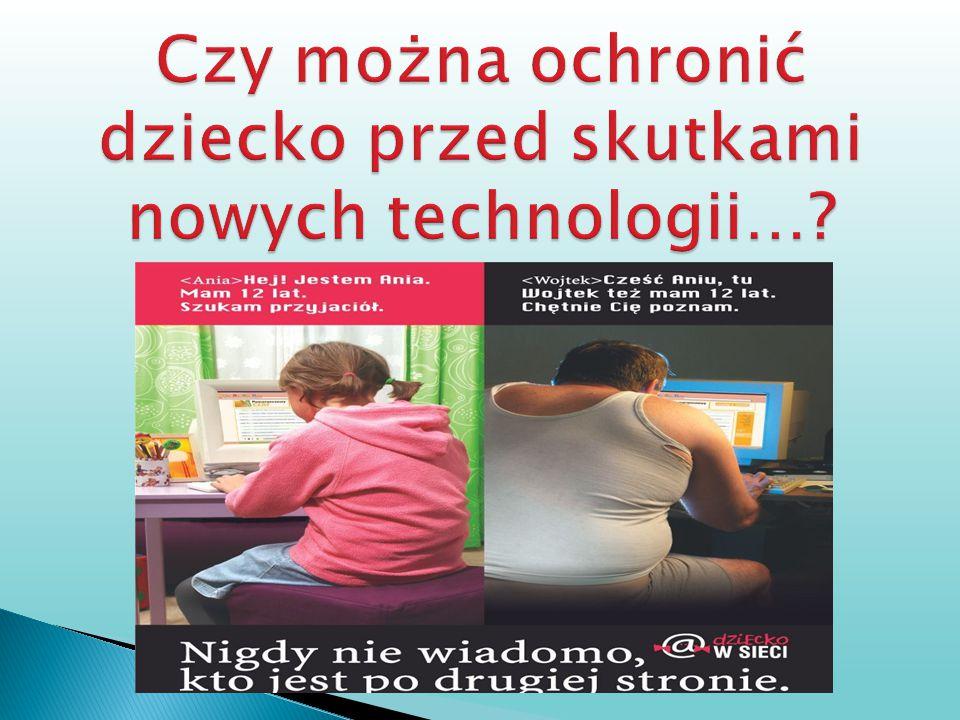 Czy można ochronić dziecko przed skutkami nowych technologii…