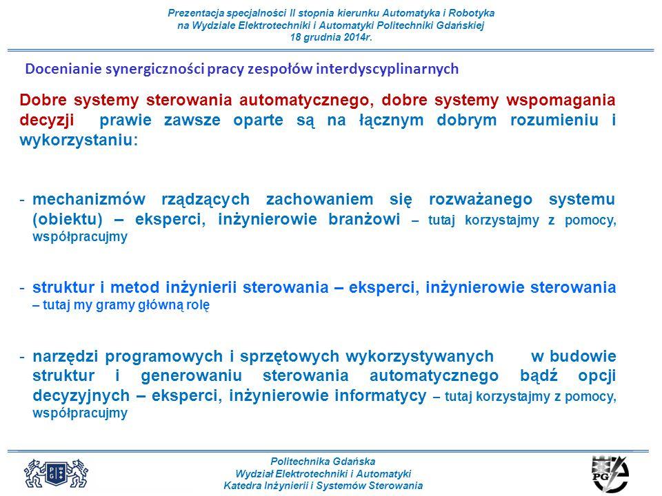 Docenianie synergiczności pracy zespołów interdyscyplinarnych