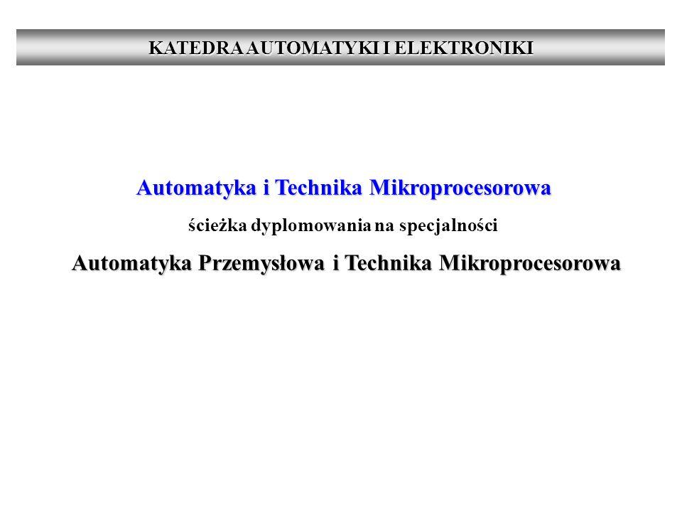 Automatyka i Technika Mikroprocesorowa