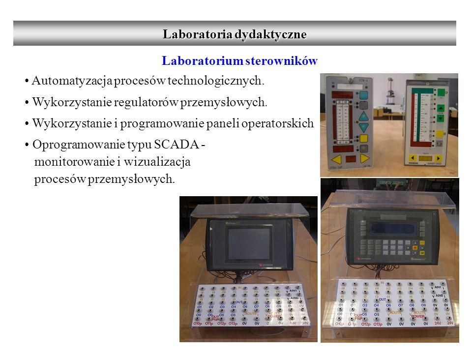 Laboratoria dydaktyczne Laboratorium sterowników