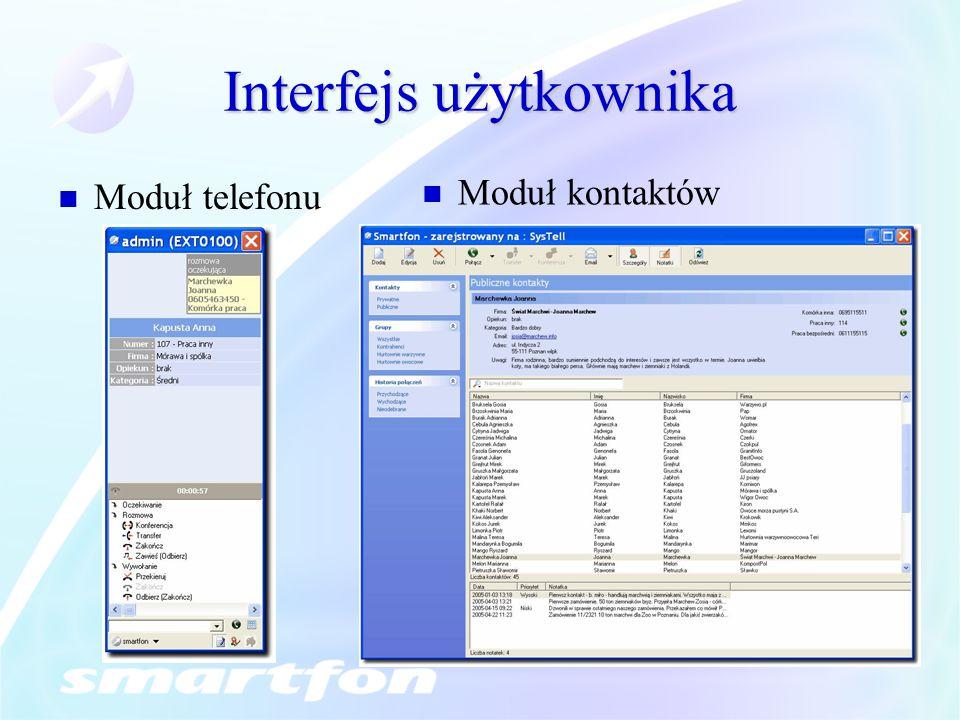 Interfejs użytkownika