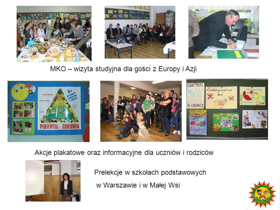 MKO – wizyta studyjna dla gości z Europy i Azji
