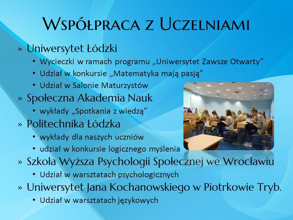 Współpraca z Uczelniami
