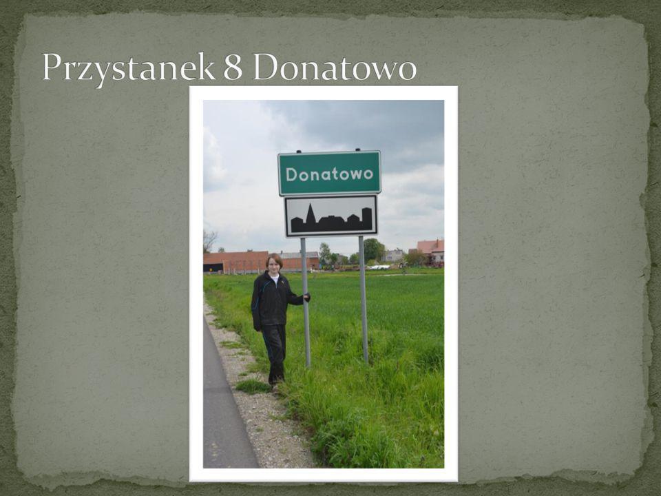 Przystanek 8 Donatowo