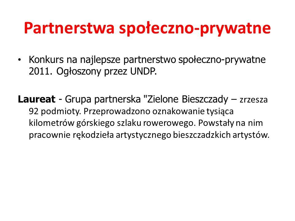 Partnerstwa społeczno-prywatne