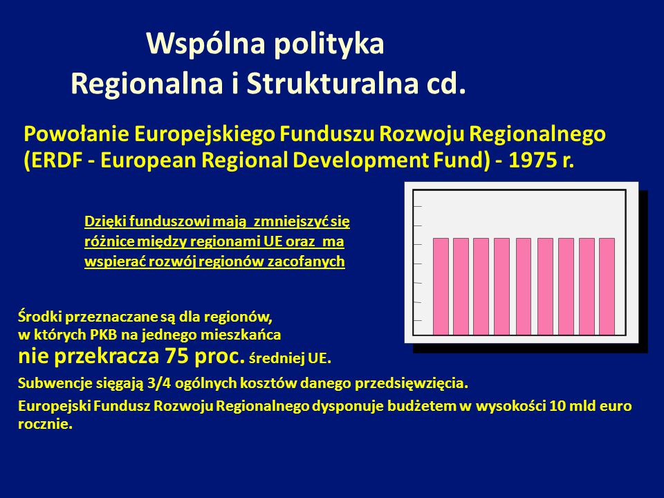 Regionalna i Strukturalna cd.
