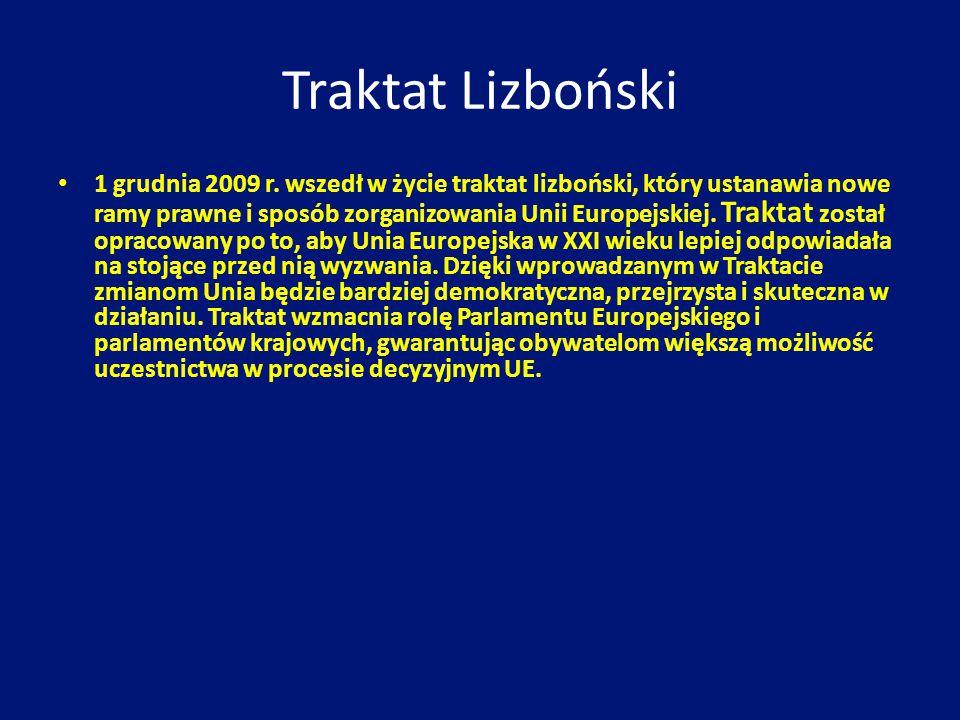 Traktat Lizboński