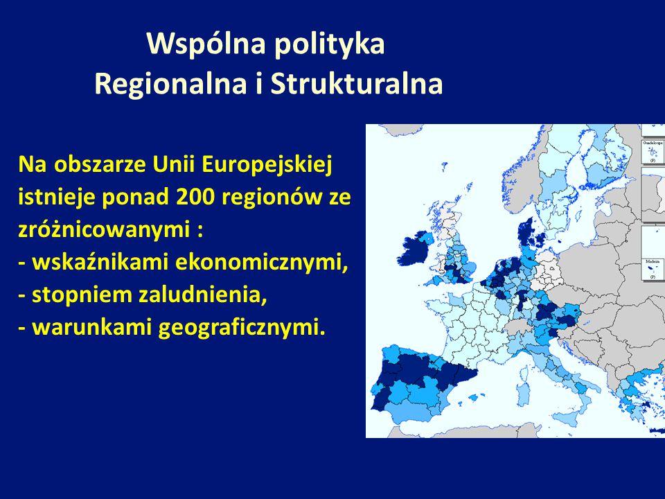 Regionalna i Strukturalna