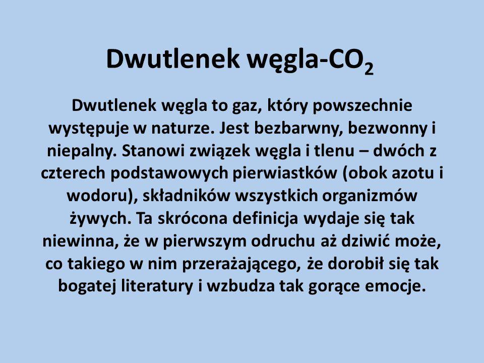 Dwutlenek węgla-CO2