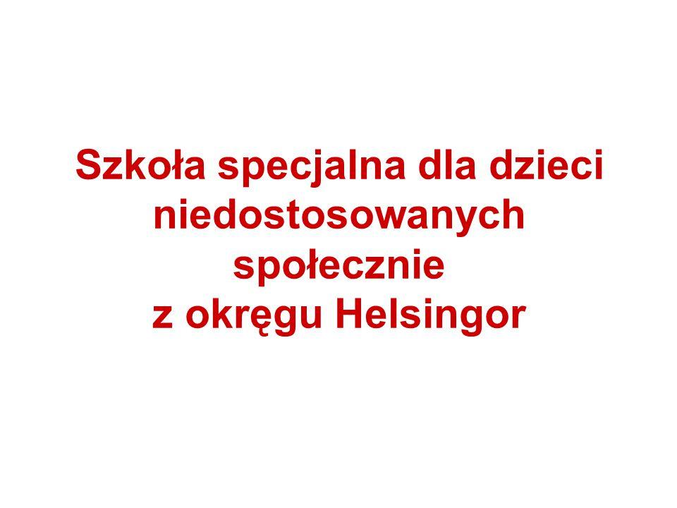 Szkoła specjalna dla dzieci niedostosowanych społecznie z okręgu Helsingor