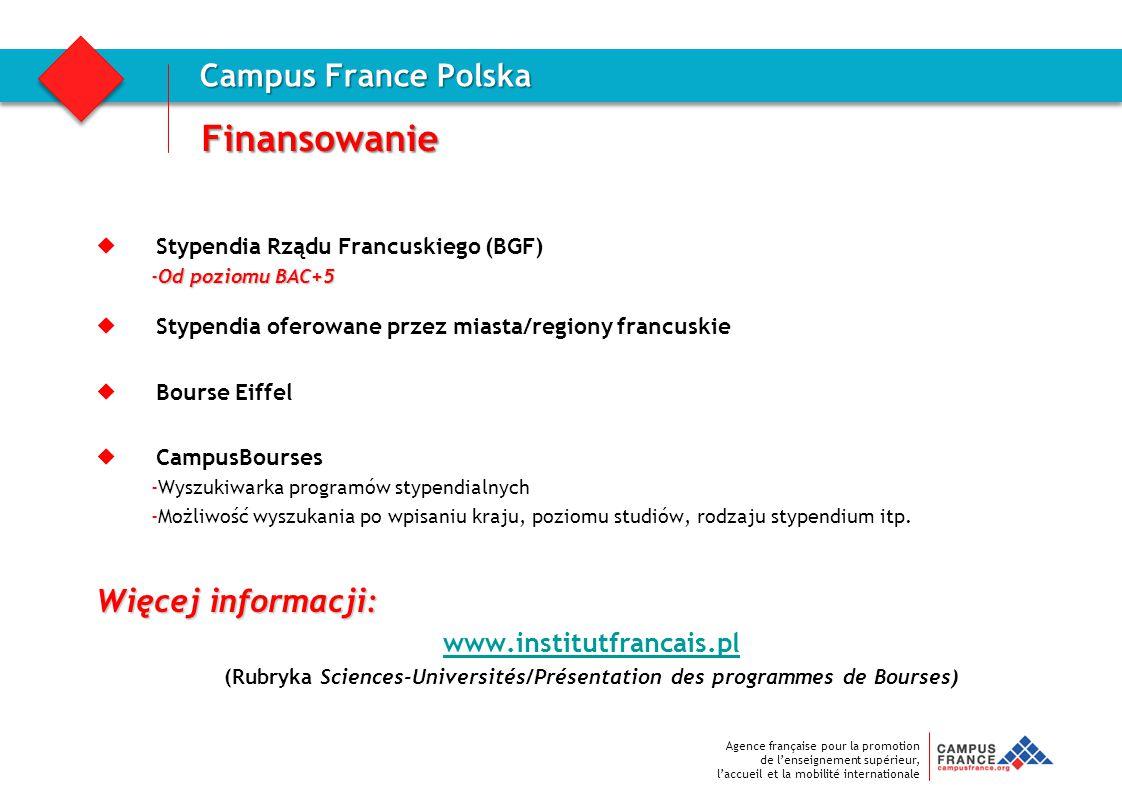 (Rubryka Sciences-Universités/Présentation des programmes de Bourses)