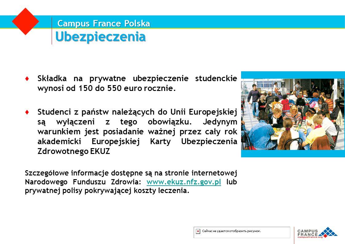 Ubezpieczenia Campus France Polska