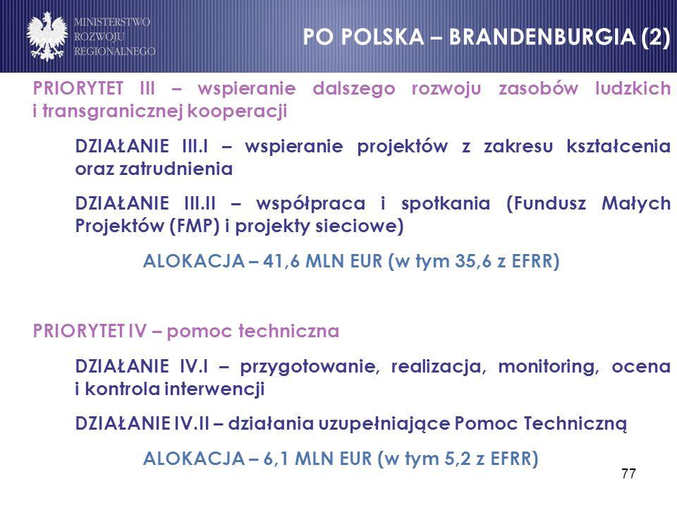 PO POLSKA – BRANDENBURGIA (2)