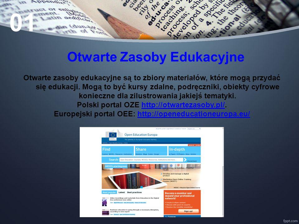 01 Otwarte Zasoby Edukacyjne