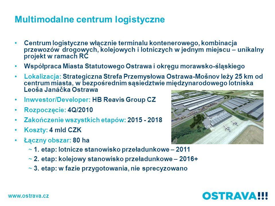 Multimodalne centrum logistyczne