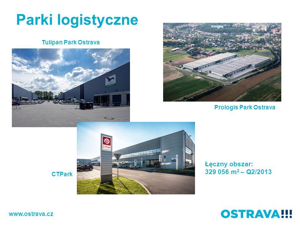 Parki logistyczne Łęczny obszar: 329 056 m2 – Q2/2013