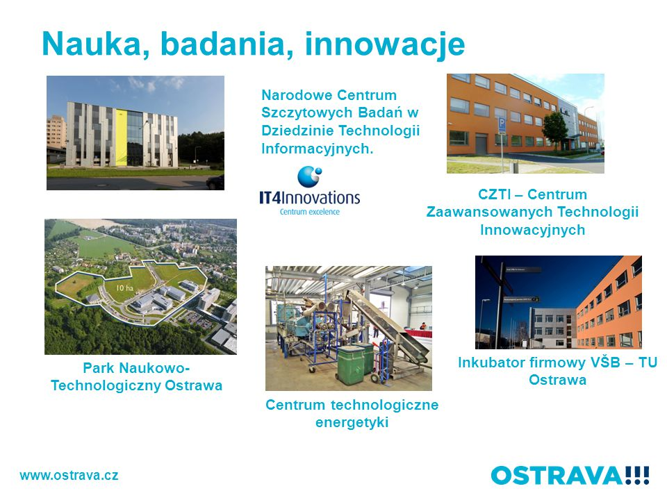Nauka, badania, innowacje