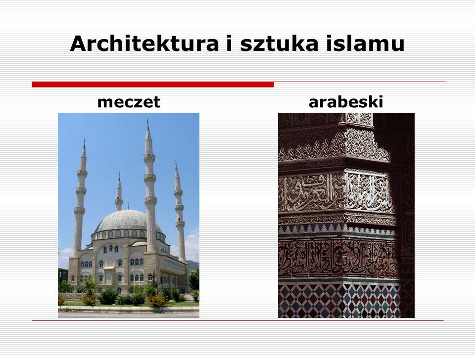 Architektura i sztuka islamu