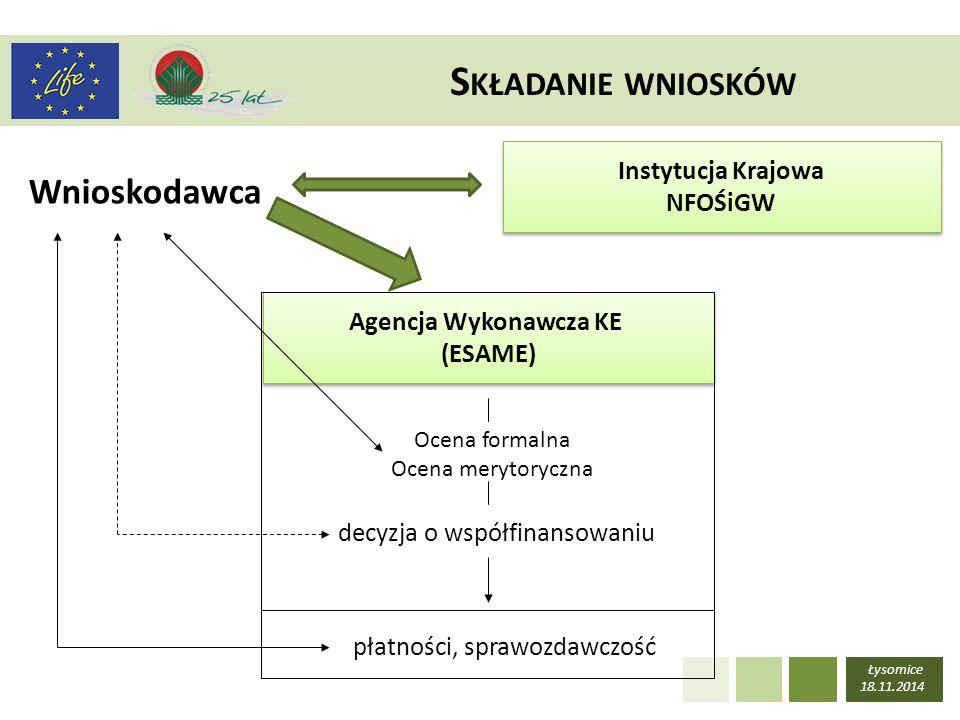 Agencja Wykonawcza KE (ESAME)