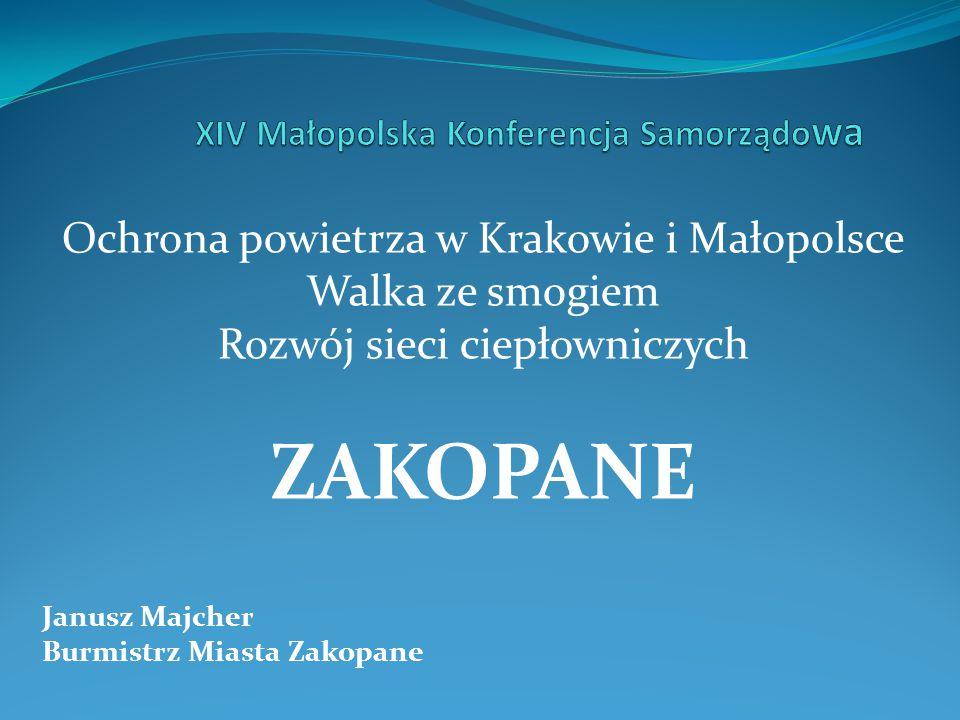 XIV Małopolska Konferencja Samorządowa