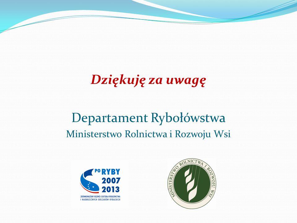 Departament Rybołówstwa