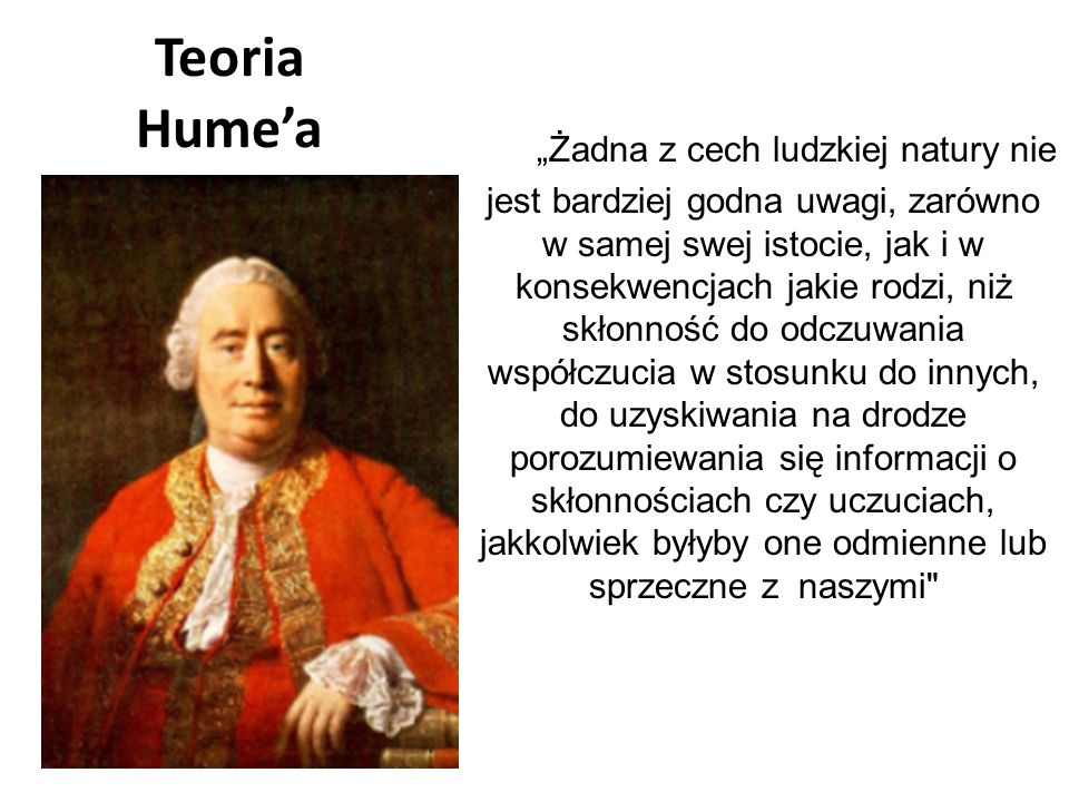 Teoria Hume'a