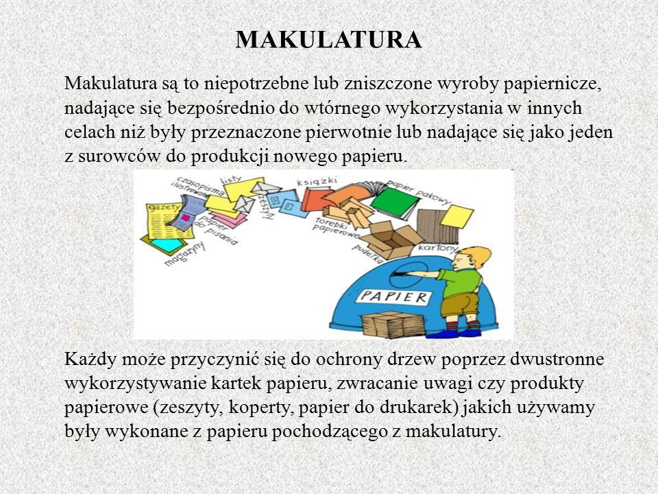 MAKULATURA