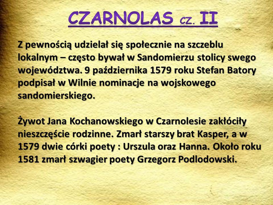 Czarnolas cz. II