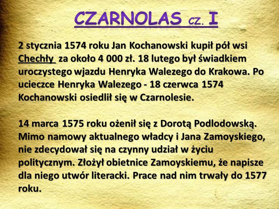 Czarnolas cz. I