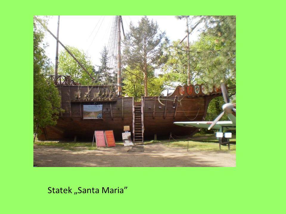 "Statek ""Santa Maria"