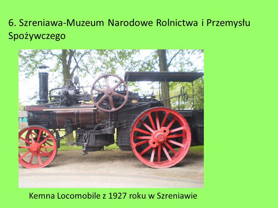 6. Szreniawa-Muzeum Narodowe Rolnictwa i Przemysłu Spożywczego