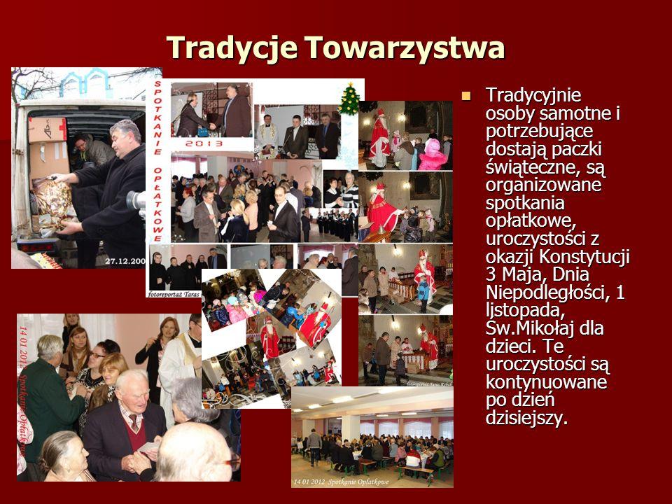 Tradycje Towarzystwa