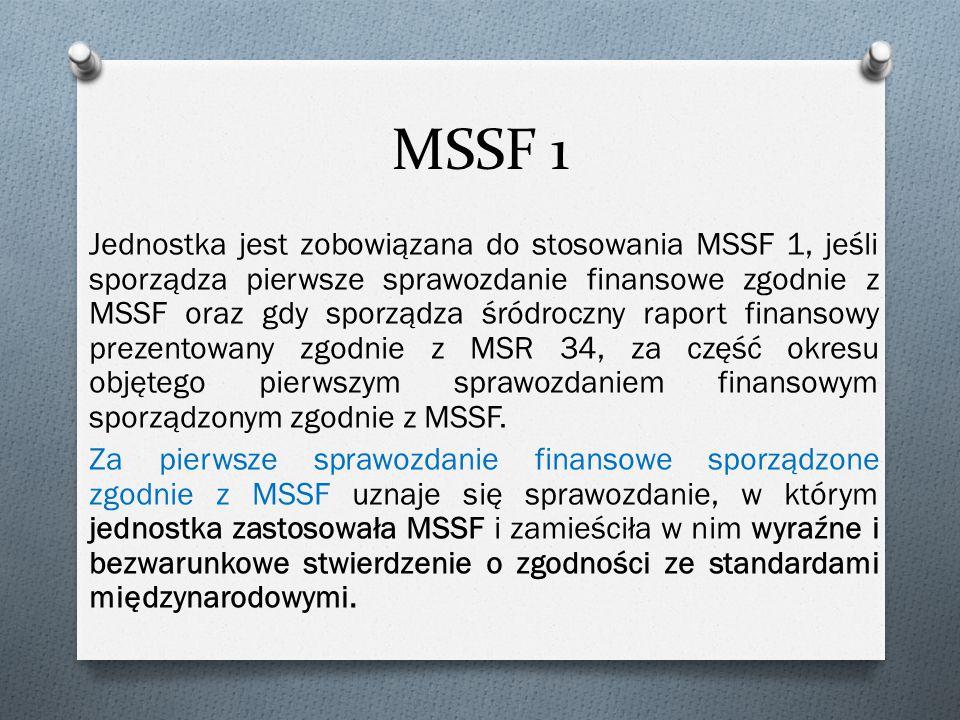 MSSF 1