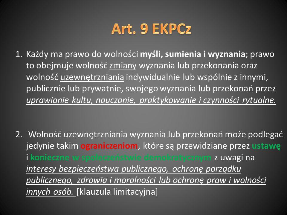 Art. 9 EKPCz