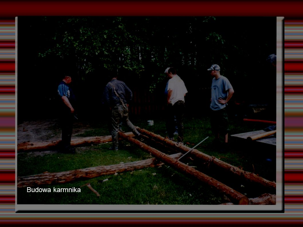 Budowa karmnika 9