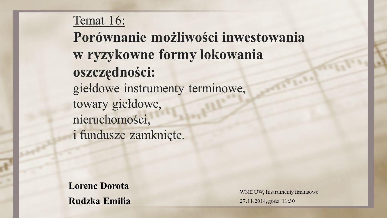 Lorenc Dorota Rudzka Emilia