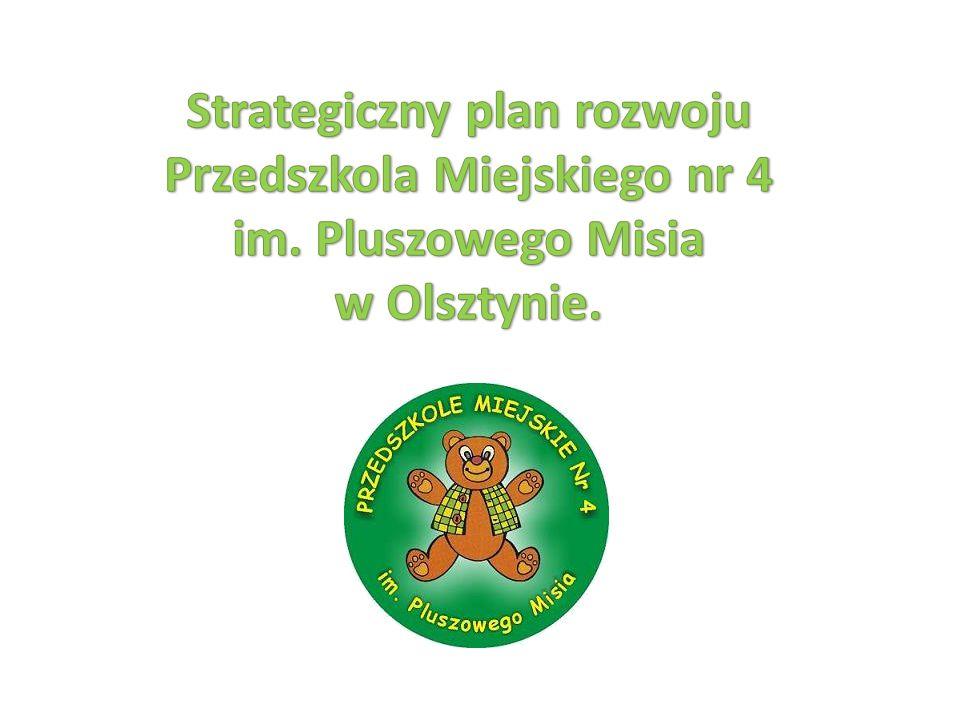 Strategiczny plan rozwoju Przedszkola Miejskiego nr 4
