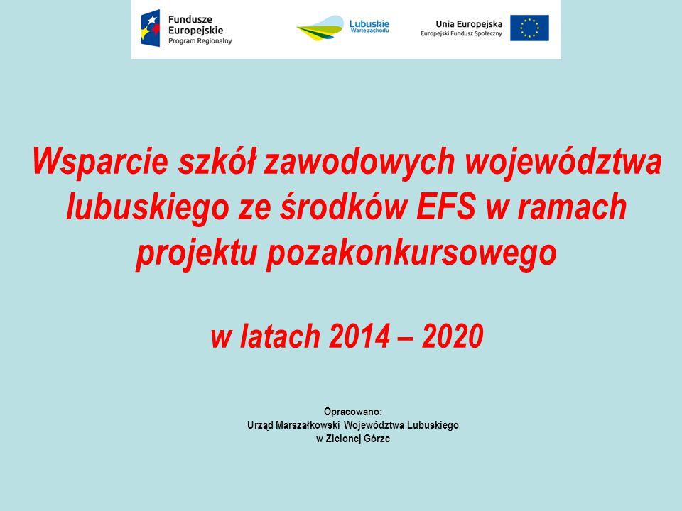 Urząd Marszałkowski Województwa Lubuskiego w Zielonej Górze