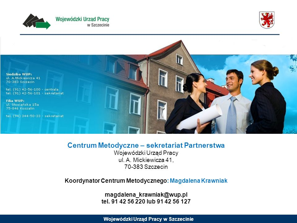 Centrum Metodyczne – sekretariat Partnerstwa