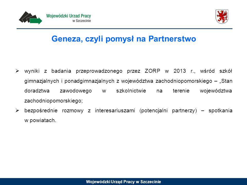 Geneza, czyli pomysł na Partnerstwo
