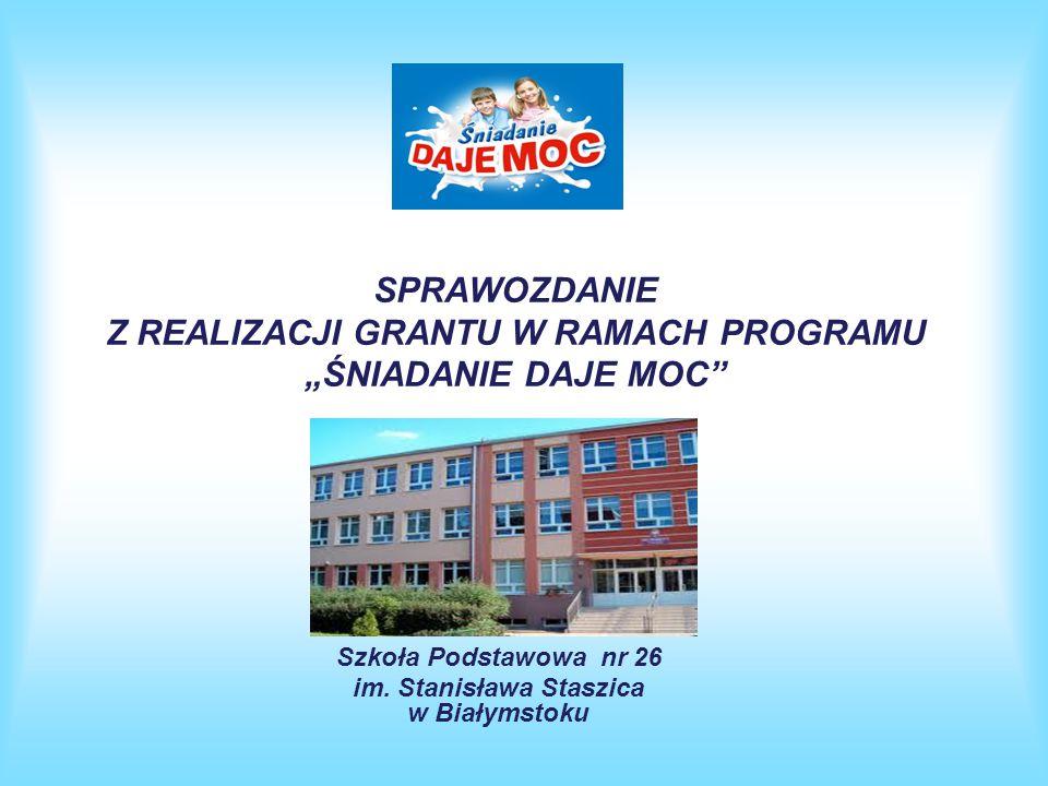 Szkoła Podstawowa nr 26 im. Stanisława Staszica w Białymstoku