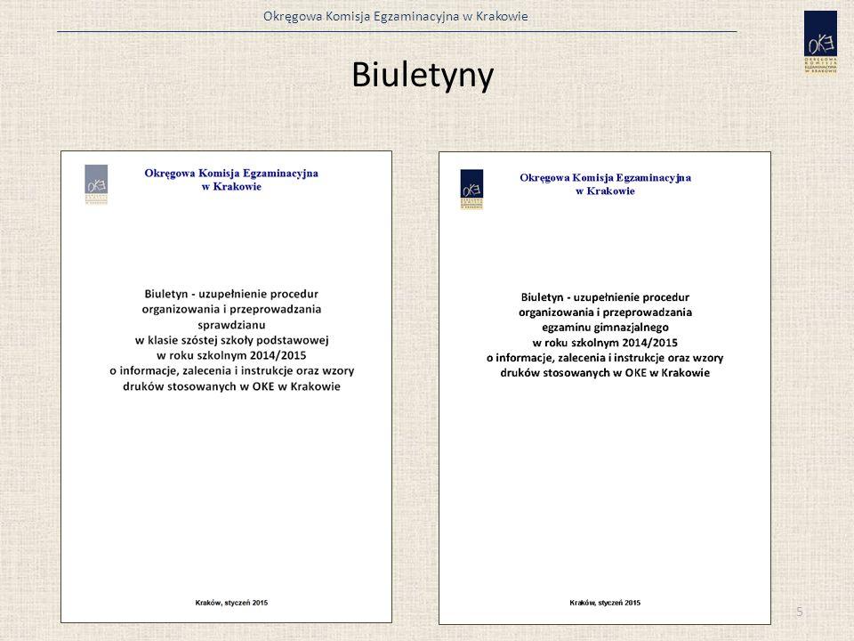 Biuletyny Biuletyny zawierają informacje, instrukcje i aktualne wzory protokołów z systemu OBIEG.