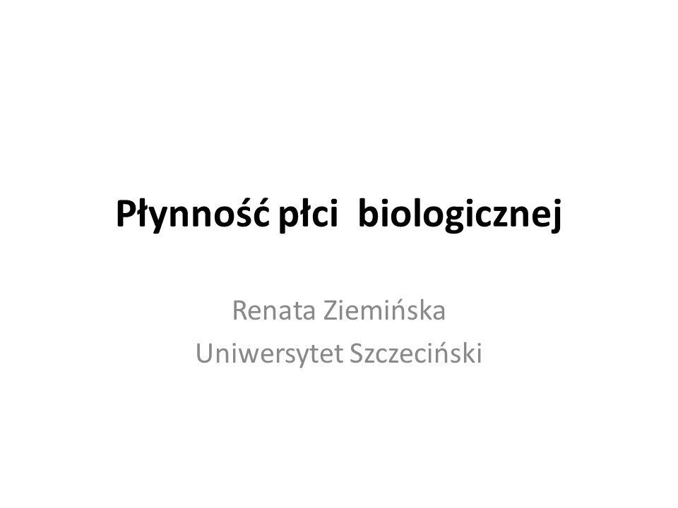 Płynność płci biologicznej