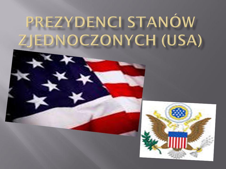 Prezydenci Stanów Zjednoczonych (USA)