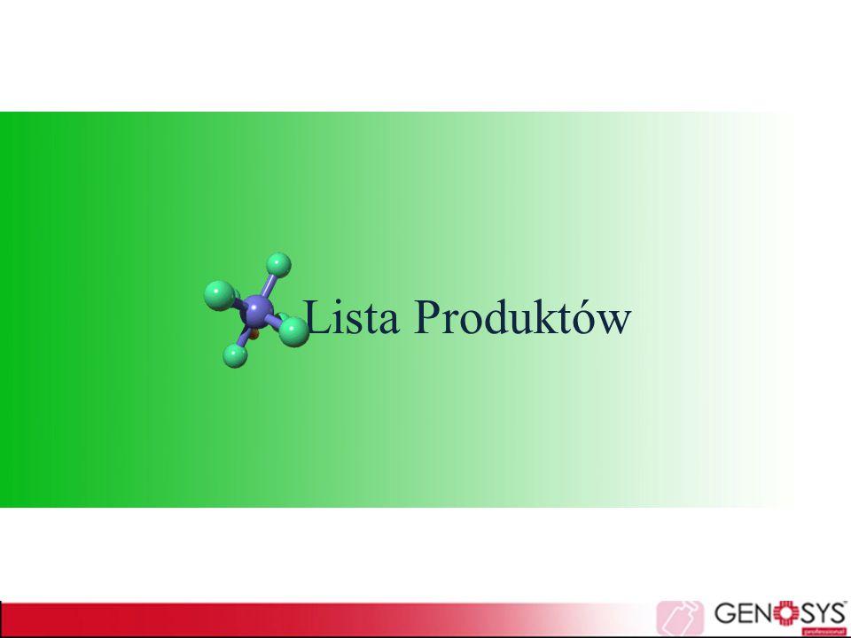 Lista Produktów