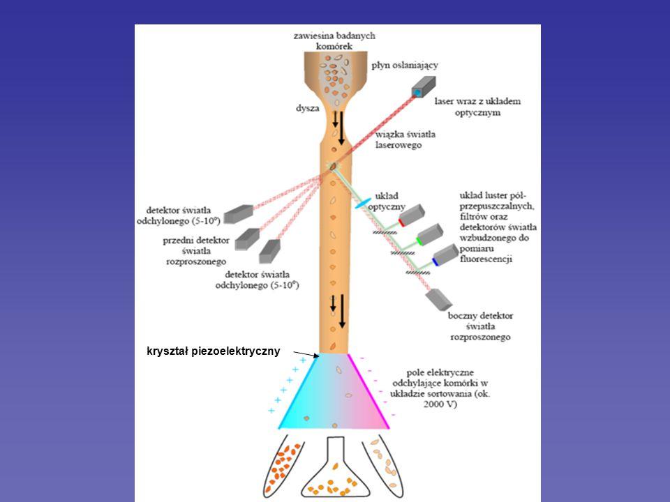 kryształ piezoelektryczny
