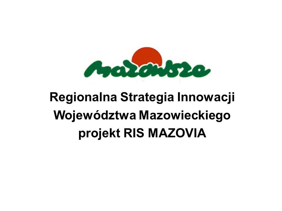 Regionalna Strategia Innowacji Województwa Mazowieckiego