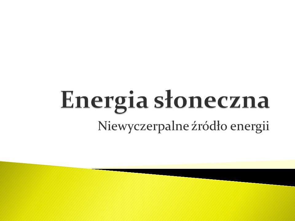 Niewyczerpalne źródło energii